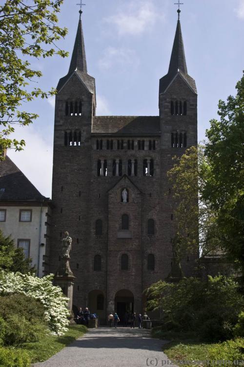 Самый старый в мире Вестверк (873-875)