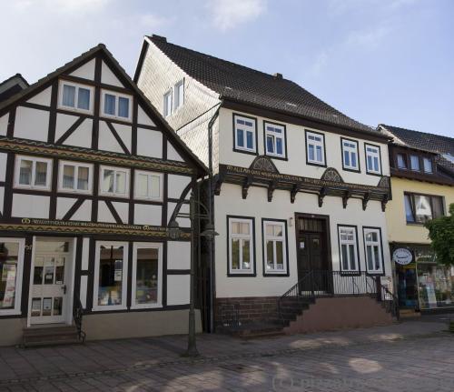 Дома 18 века в Боденвердере