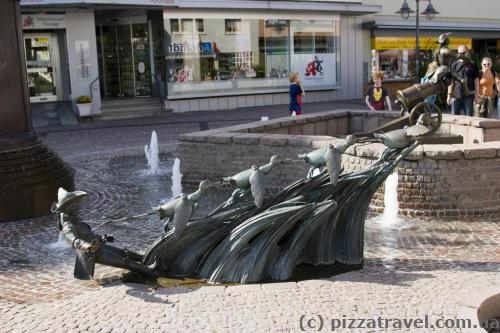 Боденвердер - город барона Мюнхгаузена