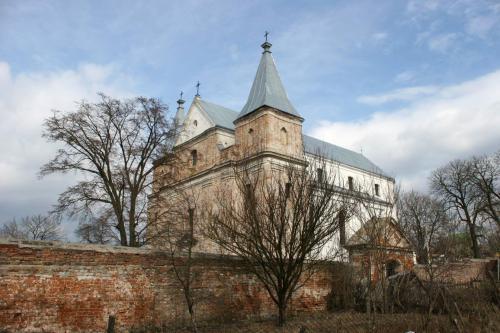 Благовещенский костел - усыпальница Чарторыйских