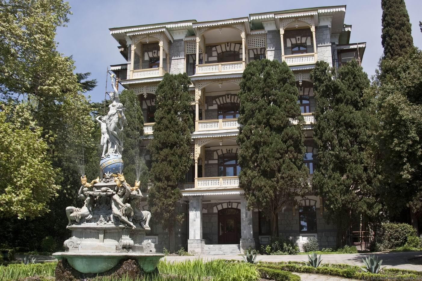 Hotels Gurzuf: a selection of sites