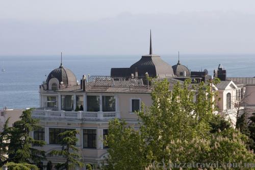 Отель Вилла Елена