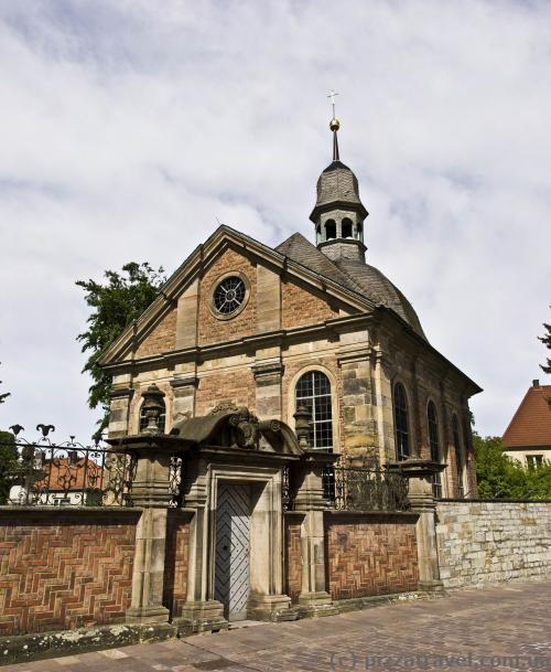 Alexiuskapelle