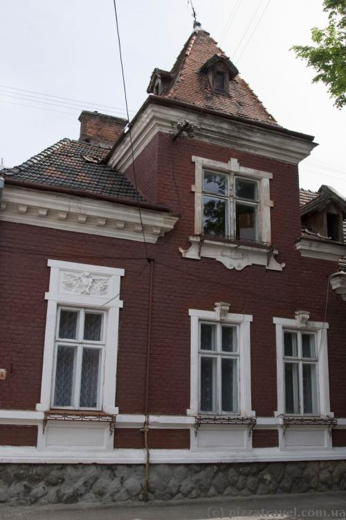 Villa on the Franka Street