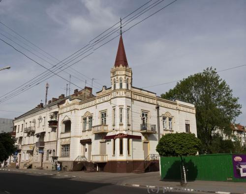 Вулиця Тараса Шевченка