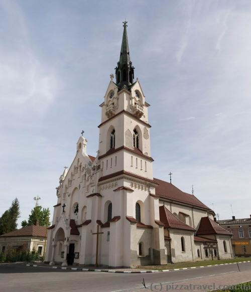 Church of Holy Virgin Mary