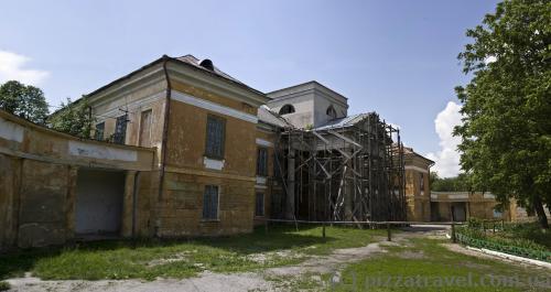 Дворец Стецких