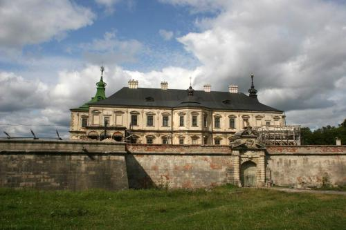 Pidgirtsi Castle