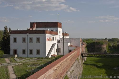 Дубенський замок