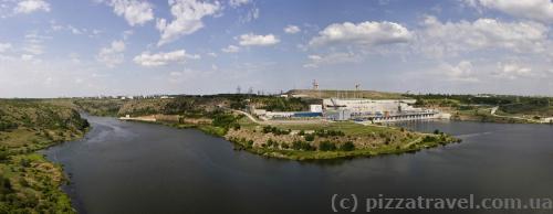 Tashlykskaya pumped storage plant