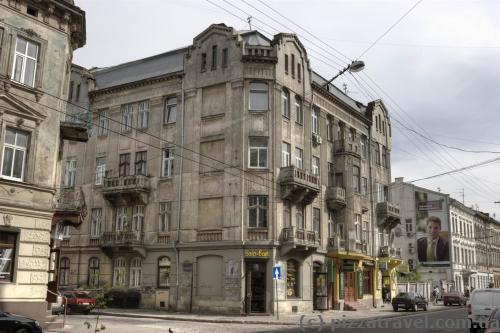 Ул. Пантелеймона Кулиша